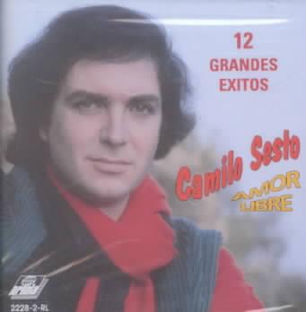 AMOR LIBRE 12 GRANDES EXITOS BY SESTO,CAMILO (CD)